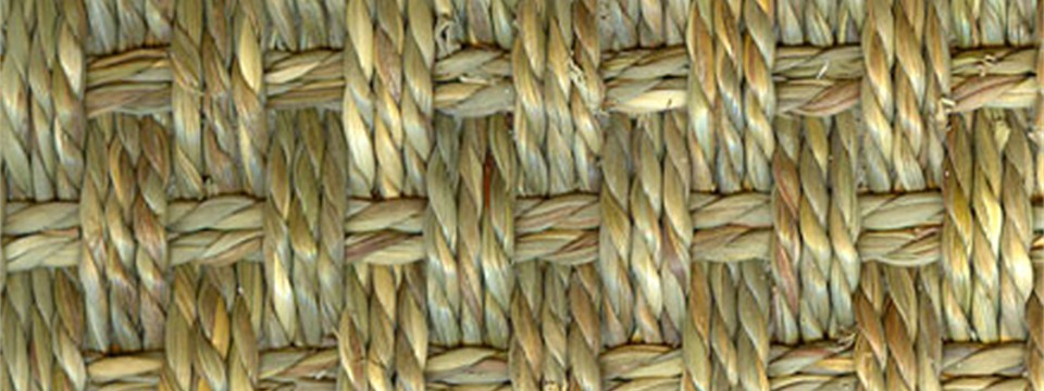 Seagrass-Basket Weave 2 Over 3
